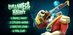 Halloween Haunt Chapters