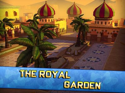 Royal garden Respawnables