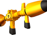 Golden Bazooka