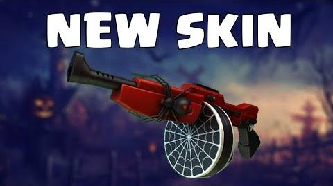 "Respawnables - NEW Little Italy ""SPIDER"" Skin! Trick or Treat Final Trial Tier 5 Prize"