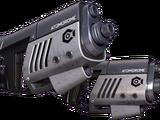 Dual Energy Pistols