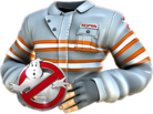 Ghostbuster Jumpsuit (Body)