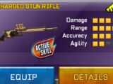 Charged Stun Rifle