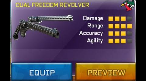 Dual Freedom Revolver Review - Respawnables