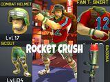 Rocket Crush