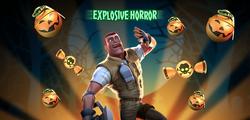 Explosive Horror Intro