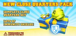 Close Quarters Pack