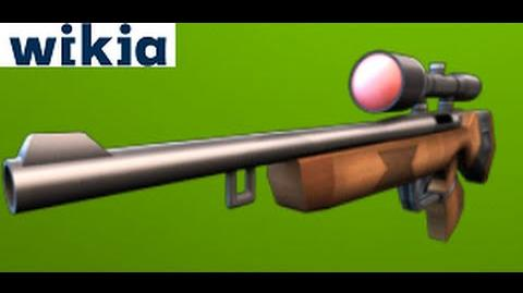 Respawnables - Hunter Rifle