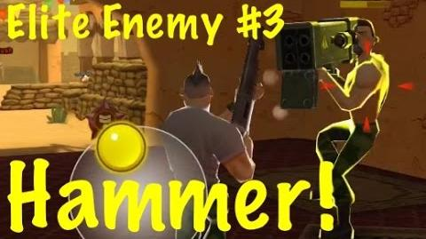 Respawnables Elite Enemy 3 Hammer