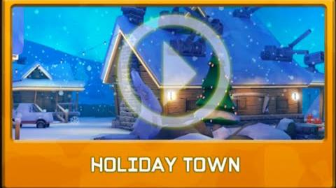 Respawnables - Holiday Town
