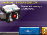 AtomDrome - 5 Years Edition