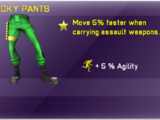 Lucky Pants