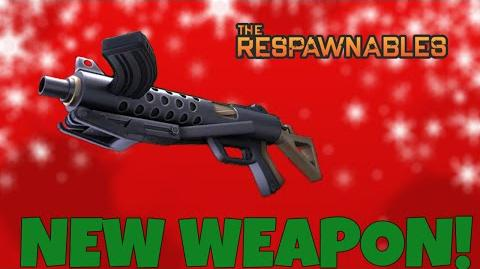 Respawnables - New Weapon 100% Confirmed SMG Howling!