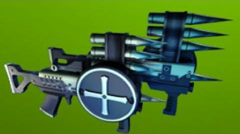 Respawnables - Dual Stake Launcher