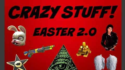 Mysterious Happenings EASTER 2.0 Respawnables CRAAZYNESS!