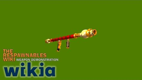 Respawnables - Monkey Staff