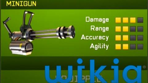 Minigun Gameplay Preview Salute Our Heroes Event Respawnables Wiki