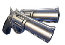 Dual Revolvers Cutted