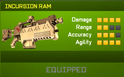 Incursion Ram