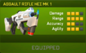 Assault Rifle HEI MK 1