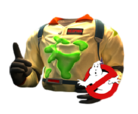 Ghostbusters Jacket Cutted