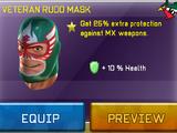 Veteran Rudo Mask
