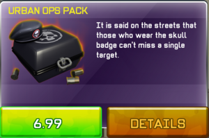 Urban Ops Pack View