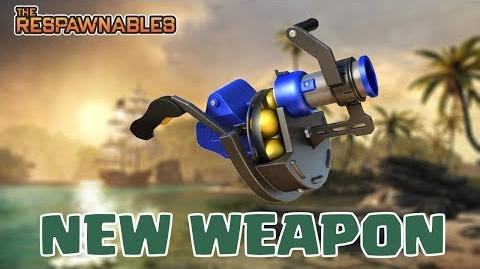 Respawnables - NEW WEAPON Confirmed 5.9.0 Update