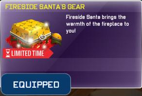 Fireside Santa bundle