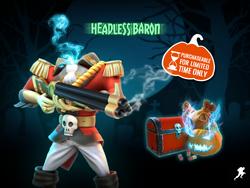 Headless Baron load
