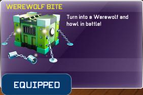 Werewolf Bite