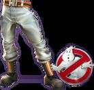 Ghostbuster Jumpsuit (Legs)