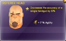 REf Head