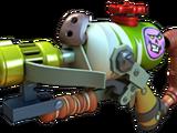 Post-Toxic Crossbow