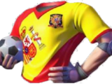 Spain (B) (Shirt)