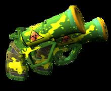 Toxic Gun cutted