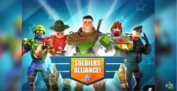 Soldiers Alliance Set