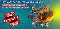 Event Weapons