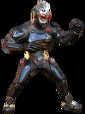 Black Hero Armor