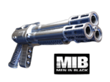 Tri Barrel Plasma Rifle