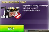 Ghostbusters' Trap cut