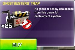 Ghostbusters' Trap cut