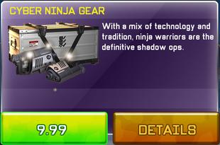 Cyber Ninja Bundle