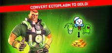 Ecto-Gold Converter