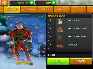 Santa Clause Bundle