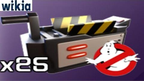Respawnables - Ghostbusters Trap