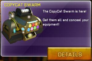 Copycat Swarm purchased