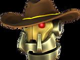 Cyber-Hunter Hat