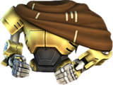 Cyber-Hunter Chest