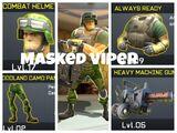 Masked Viper